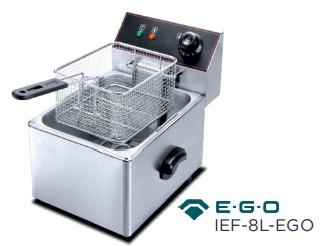 Freidora eléctrica modelo CH IEF - 8L - EGO