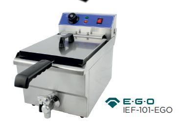Freidora eléctrica modelo CH IEF - 101 - EGO