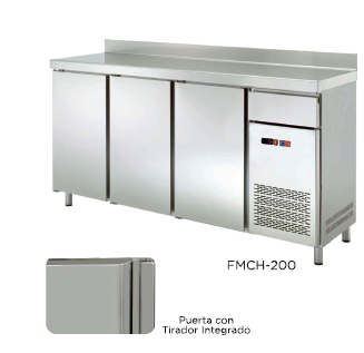 Frentemostrador refrigerado modelo CH FMCH-250