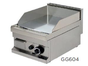 Frytops a gas modelo CH GG604