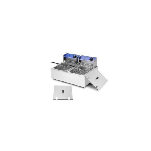 Freidora eléctrica Mod. MHEF-82