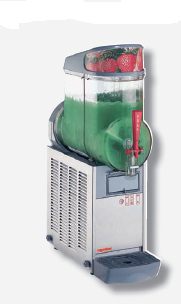 Granizadora ugolini model DF MT 1B/E