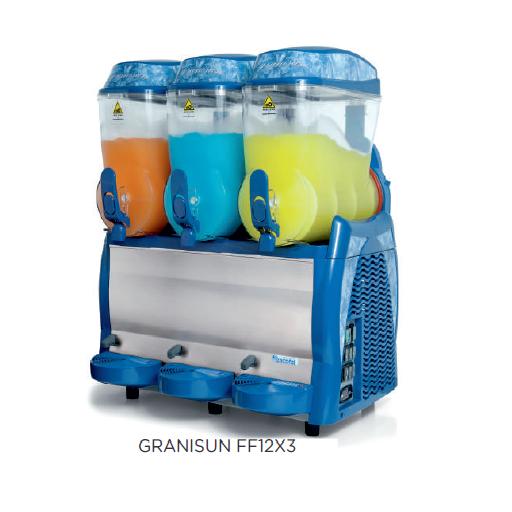 Granizadora graniSUN modelo CH GRANISUN FF12X3 Carpigiani [0]