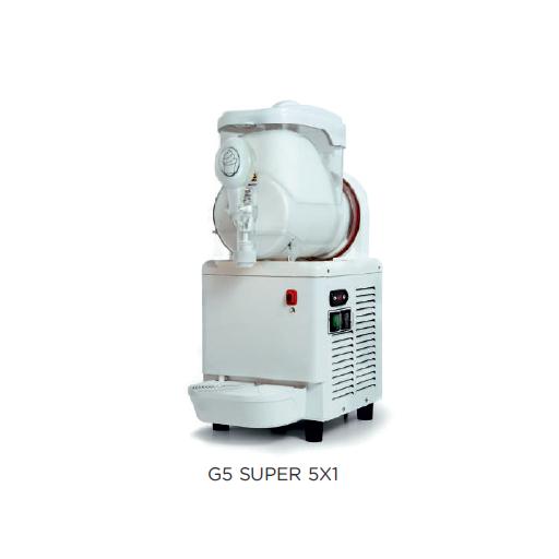 Maquina preparadora crema fría modelo CH G5 SUPER 5X1 Carpigiani