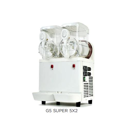 Máquina preparadora crema fría modelo CH G5 SUPER 5X1 Carpigiani