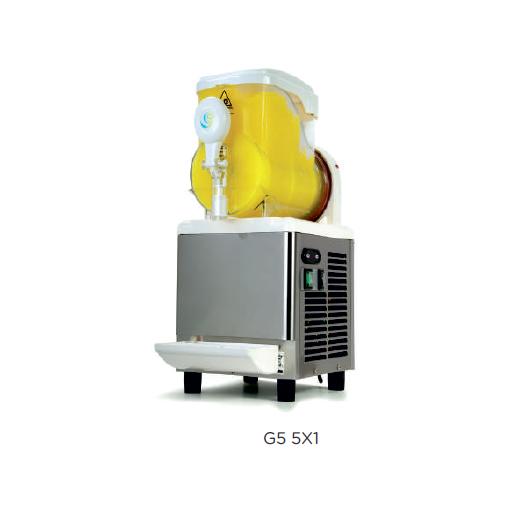 Granizadora G5 modelo CH G5 5X1 Carpigiani
