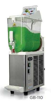 Granizadora graniBEACH modelo CH GB-110 Caprigiani