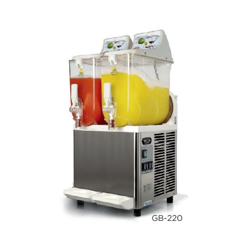 Granizadora graniBEACH modelo CH GB-220 Carpigiano