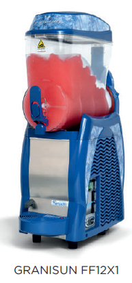 Granizadora graniSUN modelo CH GRANISUN FF12X1 Carpigiani