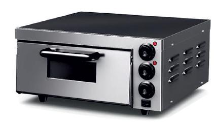 Horno eléctrico de pizza compacto modelo CH PEK20