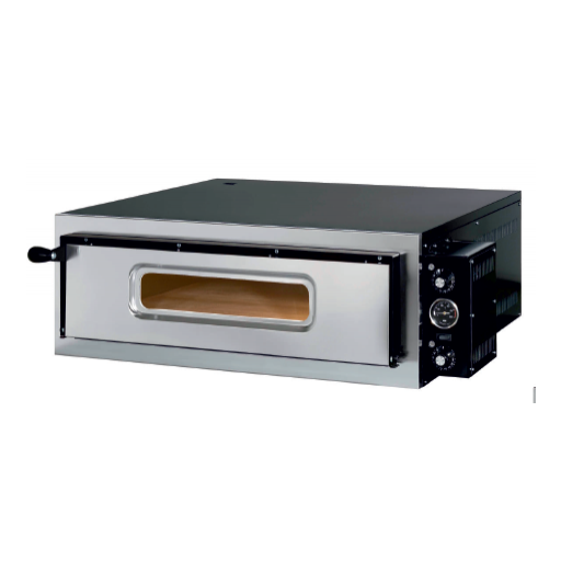 Horno eléctrico de pizza diámetro 350 mm. modelo CH BASIC4