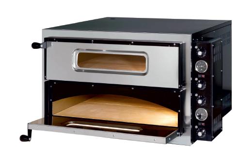 Horno eléctrico de pizza diámetro 350 mm. modelo CH BASIC44
