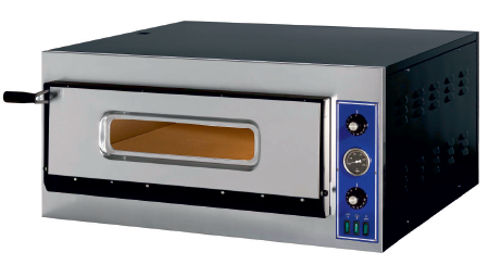 Horno eléctrico de pizza de diámetro 320 mm. modelo CH START4