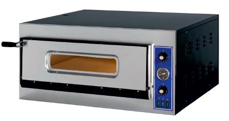 Horno eléctrico de pizza diámetro 320 mm. modelo CH START6
