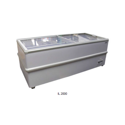 Isla de congelación -18ºC / -22ºC modelo MQ IL2000