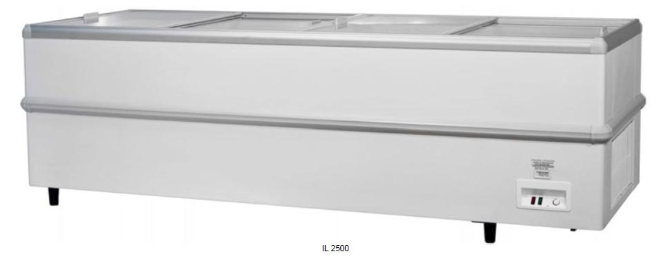 Isla de congelación -18ºC / -22ºC modelo MQ IL2500