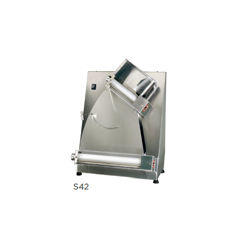 Laminadora formadora de pizza semiautomática modelo CH S42