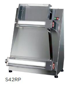 Laminadora formadora de pizza semiautomática modelo CH S42RP