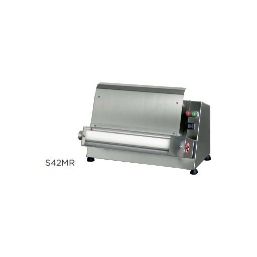 Laminadora formadora de pizza semiautomática modelo CH A42MR