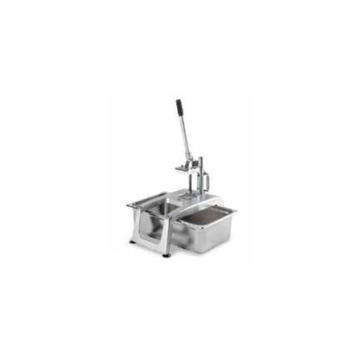 Cortadora manual de patatas modelo SM CF-5 (10 x 10 mm) sammic