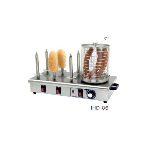Máquina de perritos modelo CH IHD-06