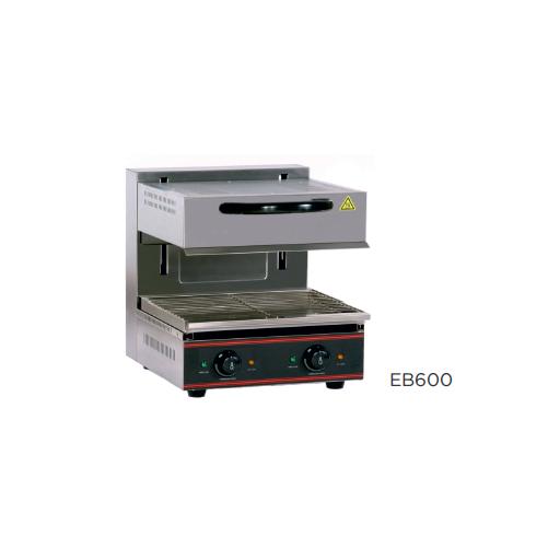 Salamandra eléctrica modelo CH EB600