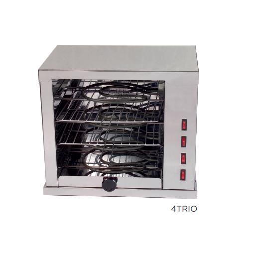 Horno tostador eléctrico modelo CH 4TRIO