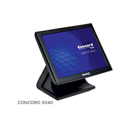 TPV concord 3040 modelo CH CONCORD3040
