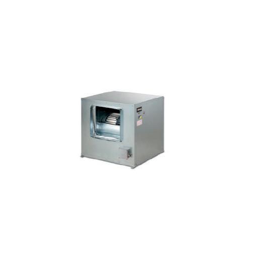 Caja de extracción 400ºC / 2 horas inmersas en zona de riesgo modelo CH CJBDT - 9/9 - 6M