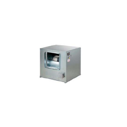 Caja de extracción 400ºC /  2 horas inmersas en zona de riesgo modelo CH CJBDT - 10/10 - 4M