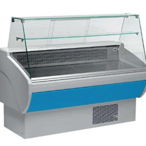 Vitrina refrigerada expositora fondo 800 modelo CH VPL150VPR