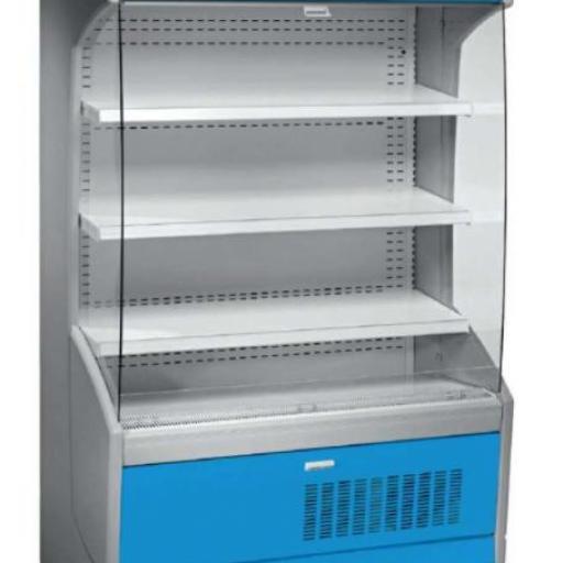 Mural refrigerado expositor fondo 700 modelo CH MPL100