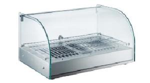 Vitrina caliente de sobremostrador mod. MH45L