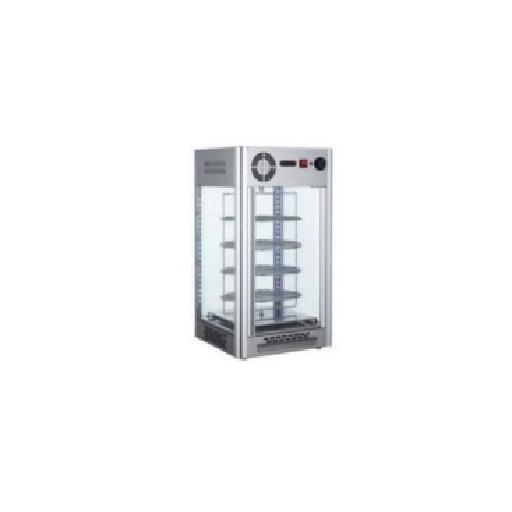 Vitrina caliente de sobremostrador mod. MHHR108