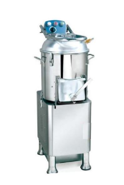 Peladora de patas automática de 15 Kg