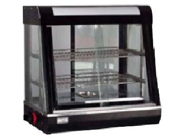 Vitrina caliente de sobremostrador mod. MHR601