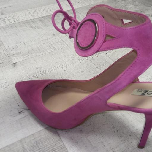 Zapato fiesta  color FUXIA [1]