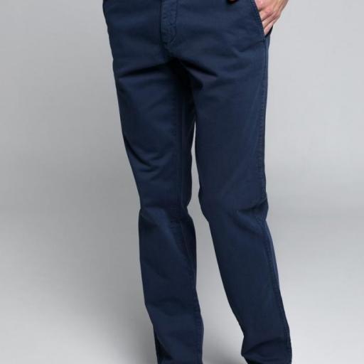 Pantalón H Chino Azul Marino [1]