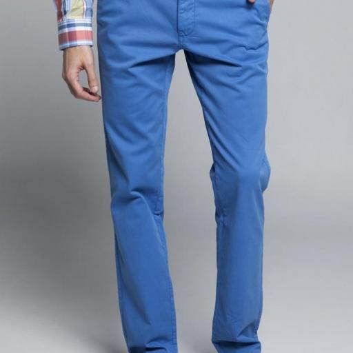 Pantalón H Chino Azul [1]
