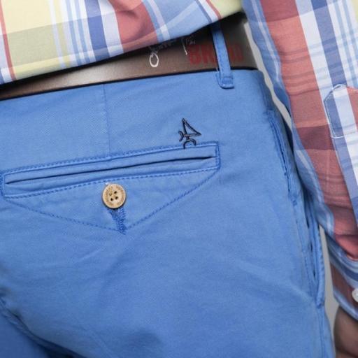Pantalón H Chino Azul [3]