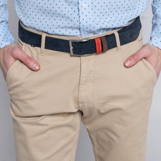 Pantalón H Chino Beige [1]