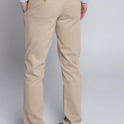 Pantalón H Chino Beige [2]