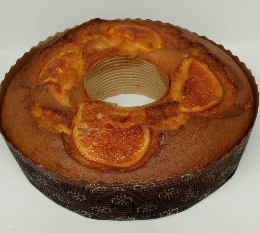 Bizcocho de Naranja (1 ud)