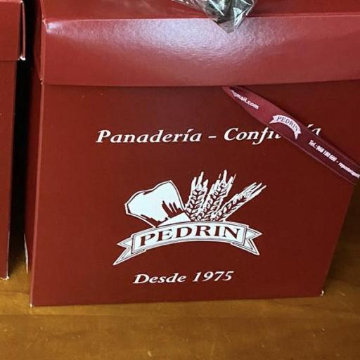 Panettone de Chocolate (1 ud) [3]