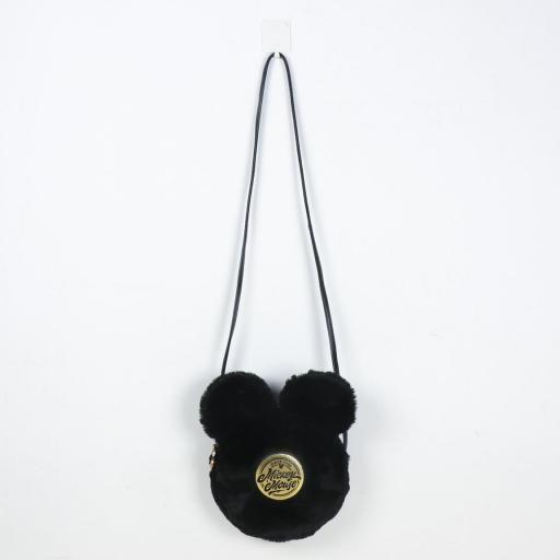 Bolso bandolera negro Mickey [1]