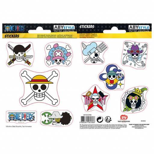 Stikers One Piece