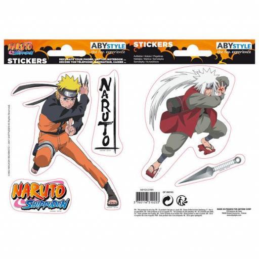 Stiker Naruto Shippuden
