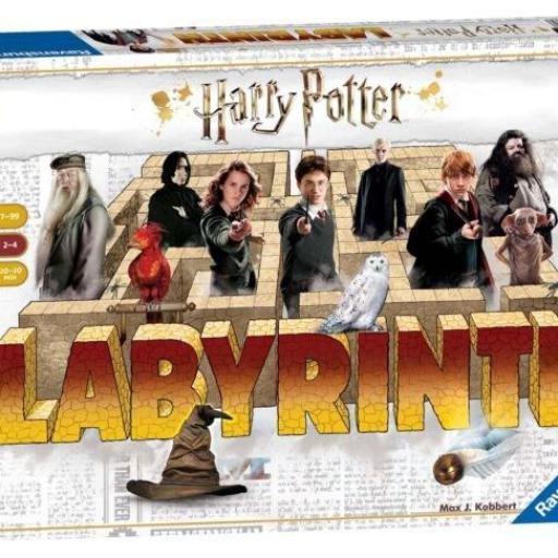 Juego Labyrinth Harry Potter