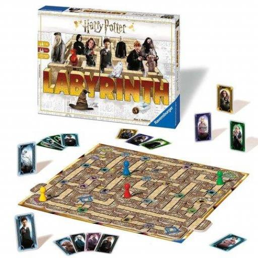 Juego Labyrinth Harry Potter  [1]