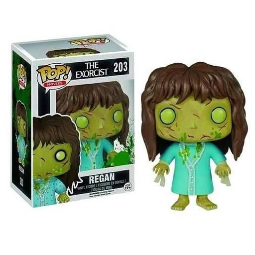 Funko pop 203 Regan del Exorcista